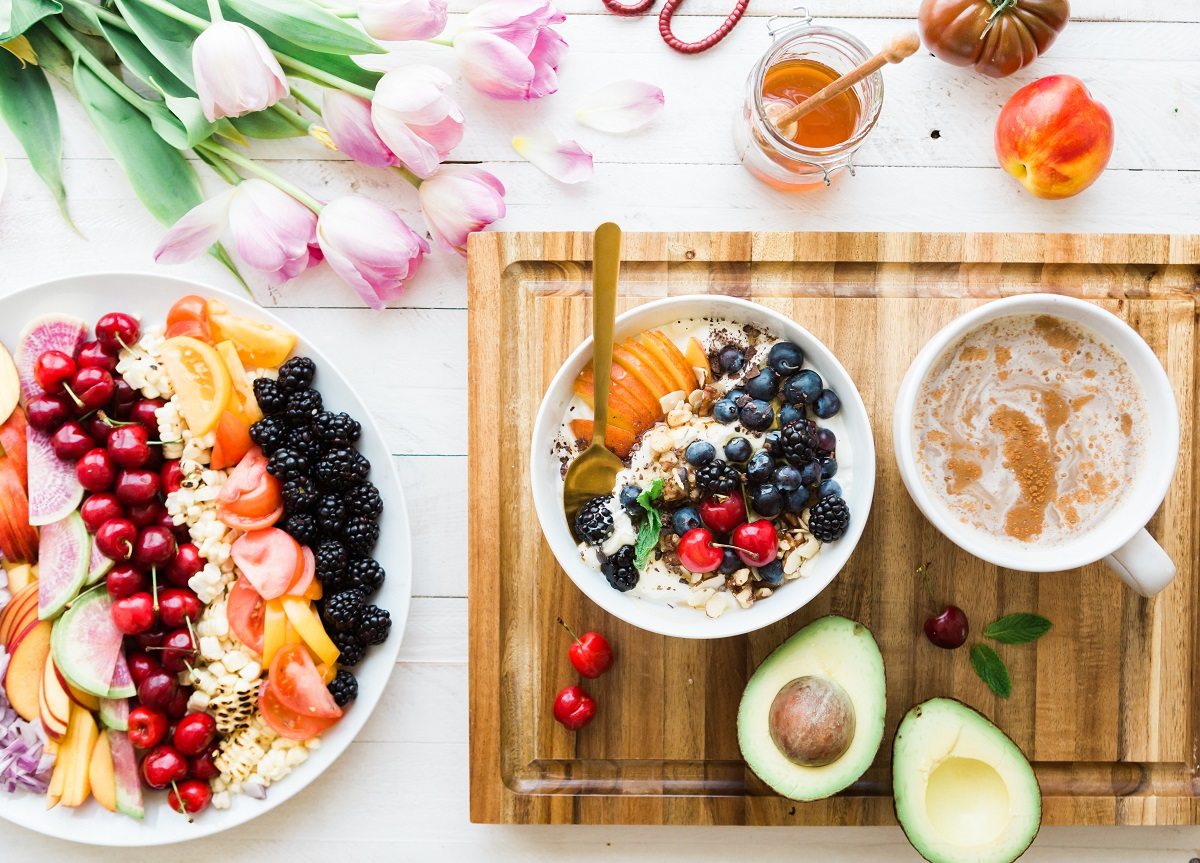 Don't Crash Diet, Improve Your Nutrition in 4 Easy Ways