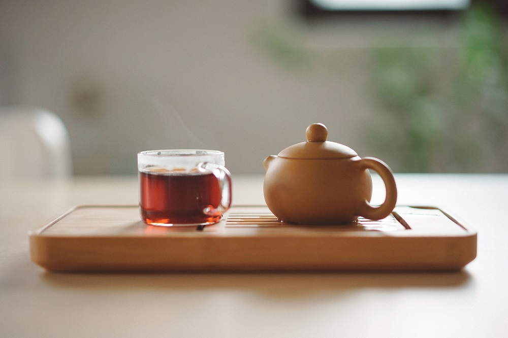 Tea, the key to a long and healthy life